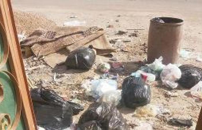 تكدس النفايات يهدد بتلوث «باقدو» والأمانة تعد بجولات ميدانية