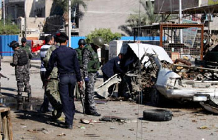 مقتل سبعة أشخاص وإصابة سيدة بجروح فى حوادث متفرقة شمالى بغداد