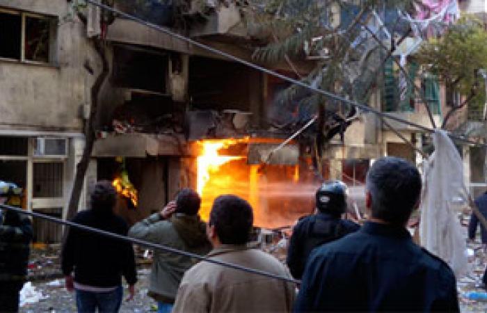 سياسى لبنانى يحمل سليمان مسئولية انفجار ضاحية بيروت