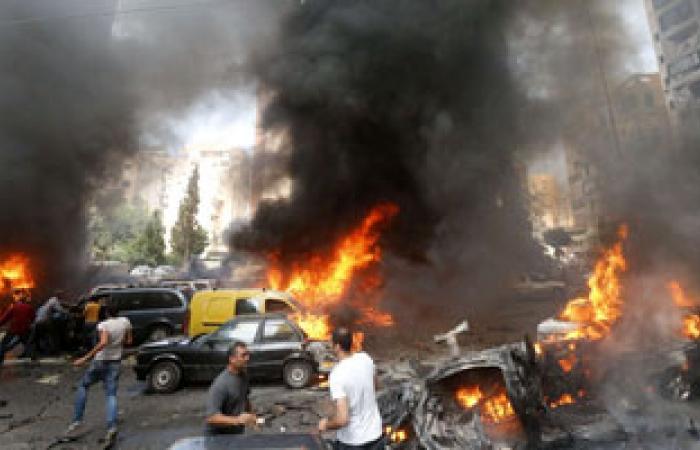 كمال شاتيلا يتهم إسرائيل بتفجير الضاحية