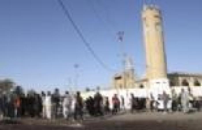 """خطيب مسجد بالعراق: """"اللهم عليك بالسيسي وأعوانه"""""""