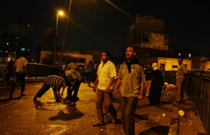 إلقاء القبض على 22 مسلحا أثناء اقتحامهم استاد كفر الشيخ