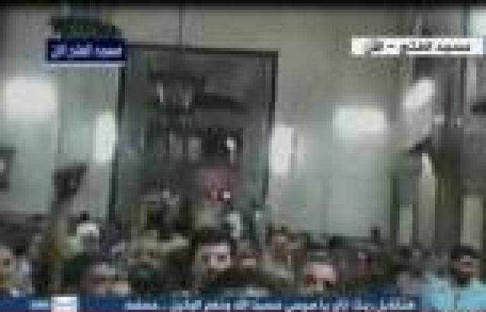 «النور»: حصار المساجد يحرق الوطن ويجب توفير مخرج آمن للمتواجدين داخل «الفتح»