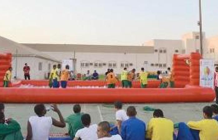 برامج ودورات لـ 120 فتى في دار الأحداث بالدمام