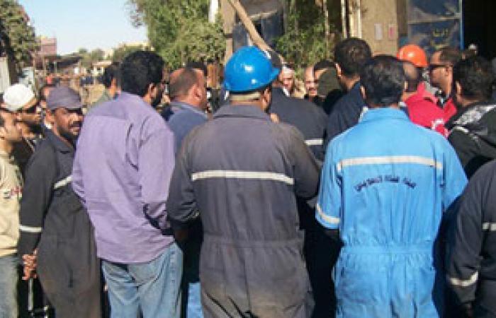 """أمن البحر الأحمر ينجح فى التفاوض مع عمال """"سميتار للبترول"""" لإنهاء اعتصامهم"""