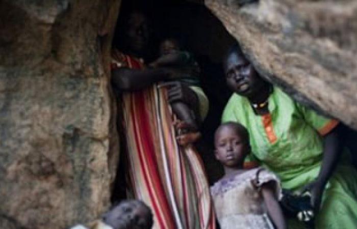 الصليب الأحمر يقدم مساعدات للسودانيين فى ولاية أعالى النيل فى جوبا