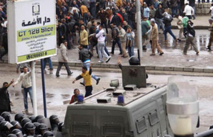 """انتشار مكثف لقوات الأمن بساحة """"القائد إبراهيم"""" لمنع وصول """"الإخوان"""""""