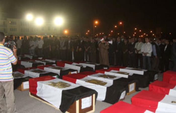 """قرية """"الإصلاح"""" بكفر الشيخ تنتظر وصول جثمان شهيد رفح"""