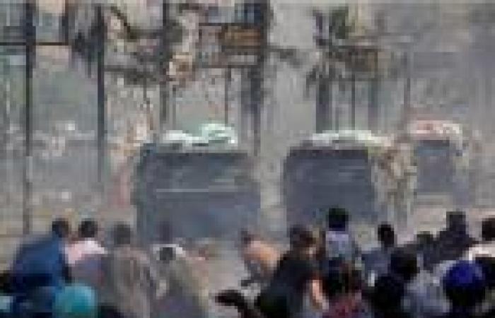 «هيومان رايتس ووتش»: فض اعتصامات الإخوان «أسوأ حادث قتل جماعي بتاريخ مصر»