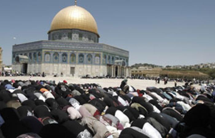 شهود عيان: انهيار أرضى بالقرب من سور المسجد الأقصى