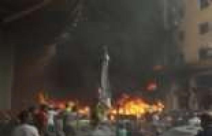 مقتل شخص وإصابة 40 في تفجير سيارة ملغومة بمدينة العمارة العراقية