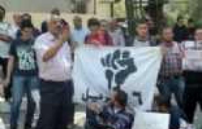 """""""6 أبريل"""" تتظاهر في """"مصطفى محمود"""" رفضا للتدخل الأجنبي في شؤون مصر"""