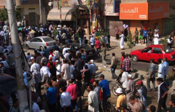 انطلاق مسيرة لأنصار الإخوان من مسجد الشهيد عبد المنعم رياض بسوهاج