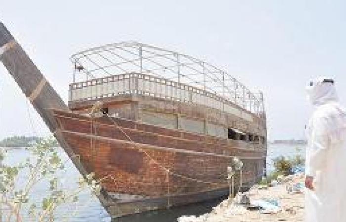 سفن تاريخية .. مأوى للمتخلفين