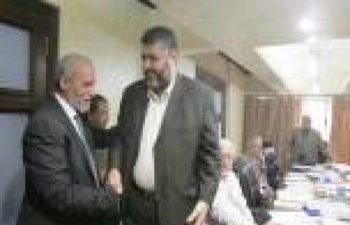 رفع أولى جلسات محاكمة «بديع والشاطر وبيومي» للمداولة.. والدفاع يطالب بإخلاء سبيلهم