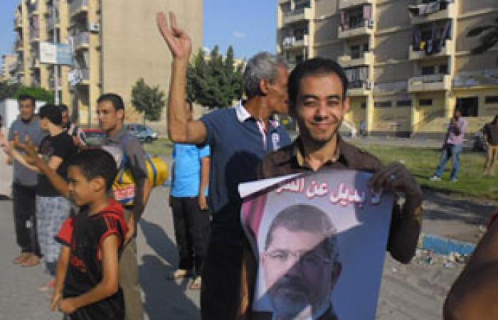 سلاسل بشرية ومسيرات للإخوان بالإسماعيلية