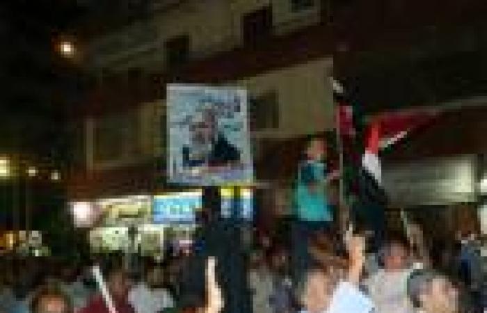 حبس 24 شخصًا بأسيوط بتهمة كسر حظر التجول والتظاهر ضد الجيش والشرطة