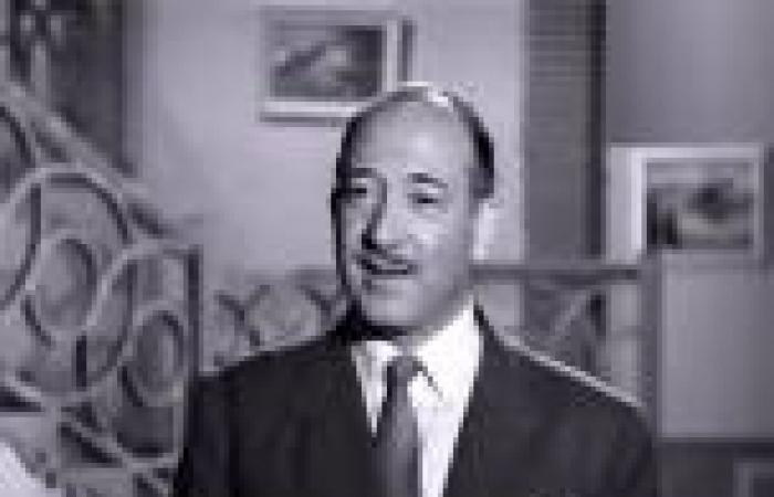 زي النهاردة.. وفاة الفنان أحمد علام 2 سبتمبر 1962
