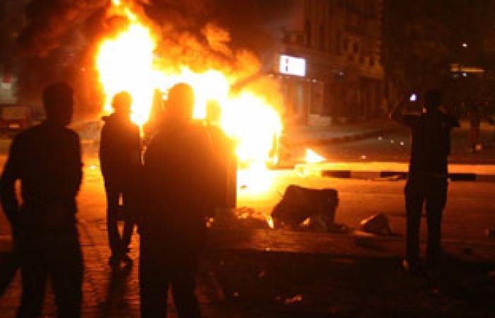 ضبط 8 من قيادات الإخوان لاتهامهم بحرق ديوان محافظة البحيرة