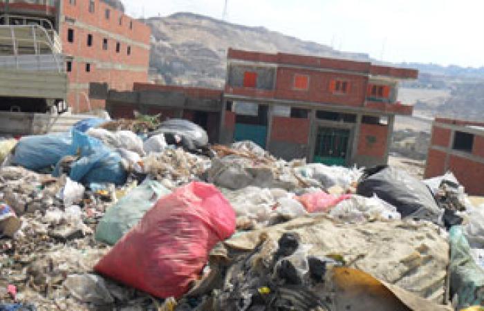 المنيا: تقررتشكيل لجنة عليا لمتابعة حالة النظافة وإدارة المخلفات الصلبة
