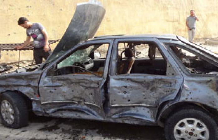 إصابة ستة أشخاص جراء انفجار سيارة مفخخة فى تكريت