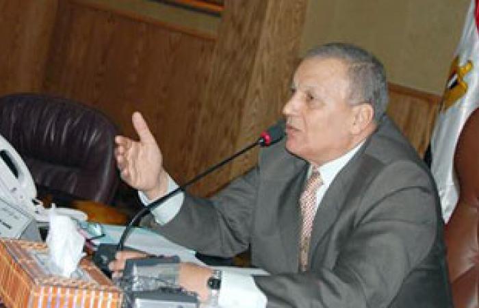 محافظ الغربية يفتتح الوحدة المحلية لقرية شبرا نباص بتكلفة نصف مليون جنيه