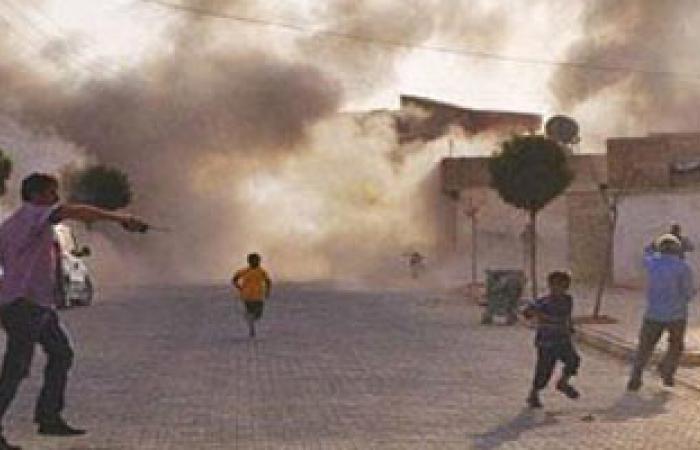 مسئول أممى: سبعة ملايين سورى نزحوا بسبب الصراع المسلح فى وطنهم