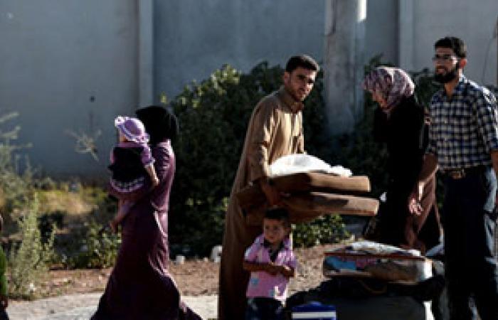 مفوضية اللاجئين تعلن ارتفاع عدد اللاجئين السوريين يتخطى 2 مليون