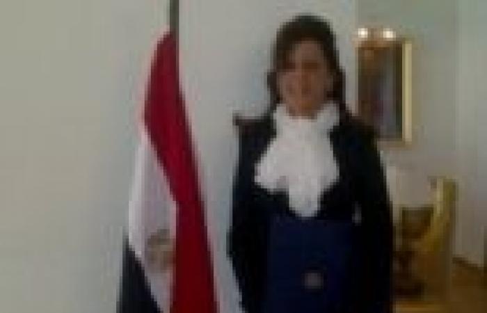 السفيرة هبة سيدهم: أبلغت المسؤولين في سلوفينيا أن الشعب المصري يرفض الإملاءات
