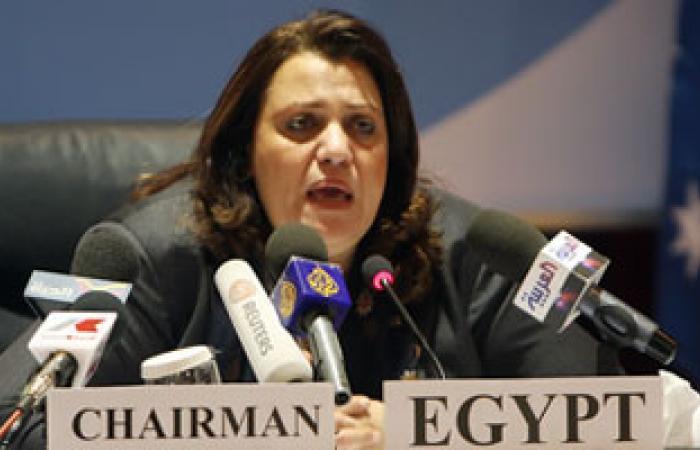 مندوبة مصر الدائمة فى جنيف تواصل شرح حقيقة الأوضاع فى مصر