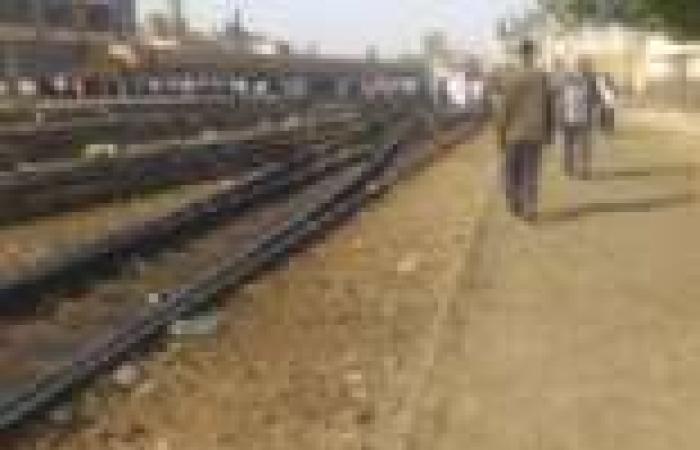 بلاغ كاذب بالاشتباه في وجود مواد متفجرة على شريط السكة الحديد بمركز بركة السبع في المنوفية