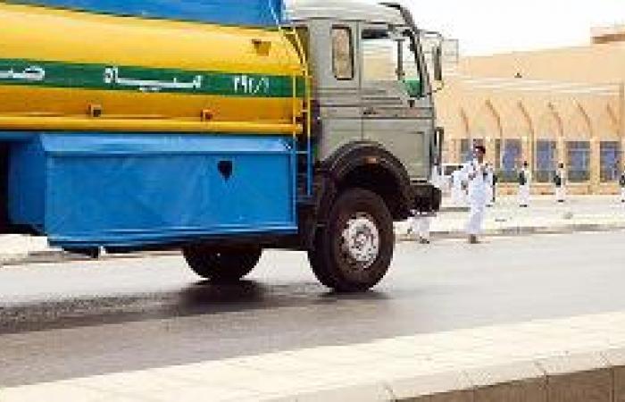 طريق مكة القديم يخيف طلاب المجمع التعليمي