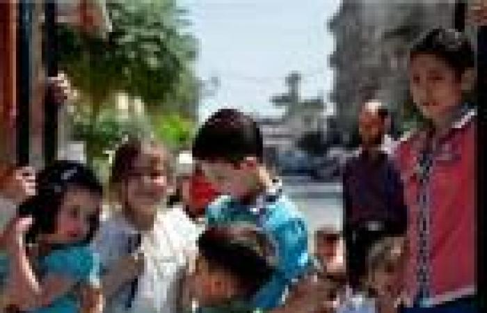 «طلاب سوريا».. معاناة من الحرب وذعر من الهجوم الأمريكى
