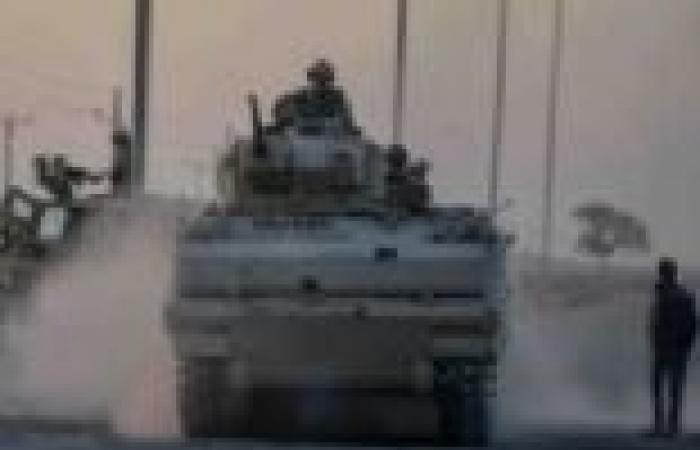 """الأمن يطهر سيناء من """"الإرهاب"""".. 50 آلية عسكرية تدخل رفح.. والمسلحون يحتمون بـ""""الحلال"""""""