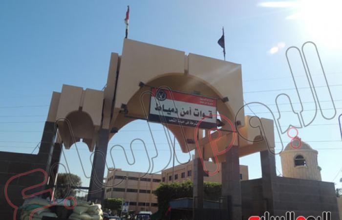بالصور.. افتتاح استراحة الضباط بإدارة قوات الأمن بدمياط