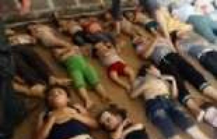 """الخارجية الروسية: صور ضحايا الهجوم الكيميائي في ريف دمشق """"مفبركة"""""""