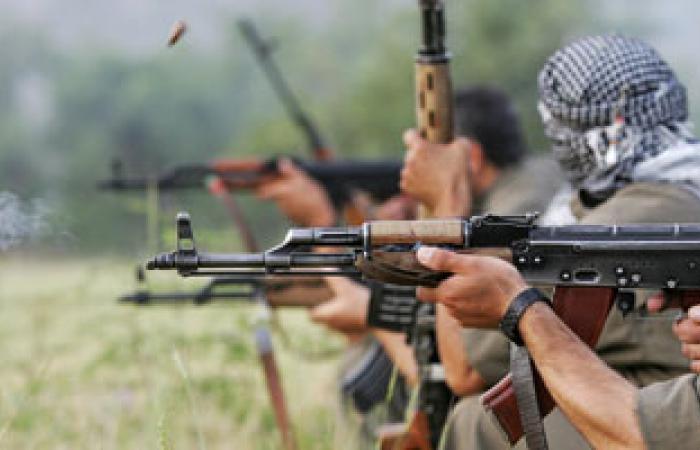 منظمة حزب العمال الكردستانى ترسل 3 آلاف مقاتل إلى سوريا