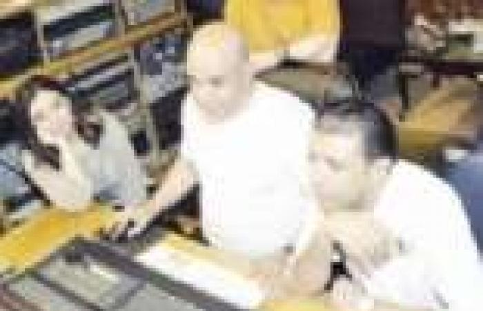 إحالة مهندس صوت «تسلم الأيادى» للتحقيق