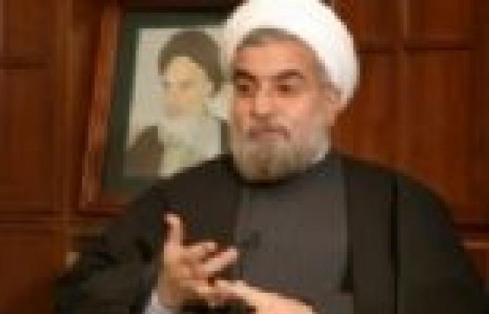 """""""روحاني"""": الفترة الزمنية لمعالجة الملف النووي ليست بلا حدود"""