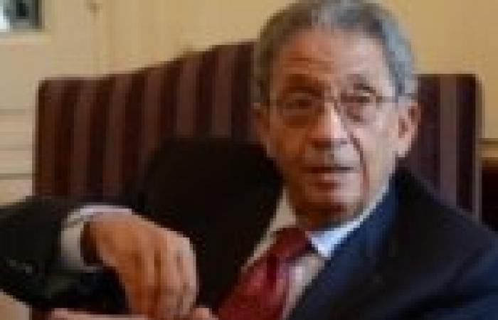 عمرو موسى: ليست لدي الرغبة في الترشح للرئاسة مرى أخرى