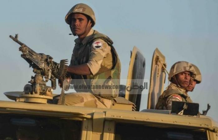 """مصدر أمني في سيناء: تفجير مبنى مخابرات رفح تم بطريقة """"أنصار بيت المقدس"""""""