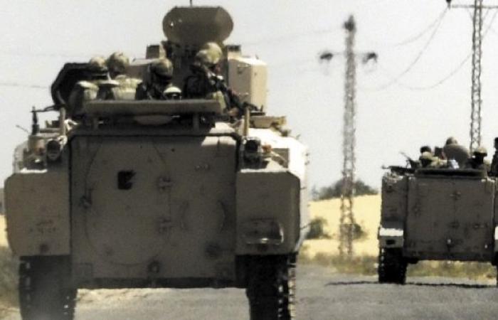 شهود عيان: قوات الأمن تلاحق مسلحين غرب مدينة رفح بسيناء