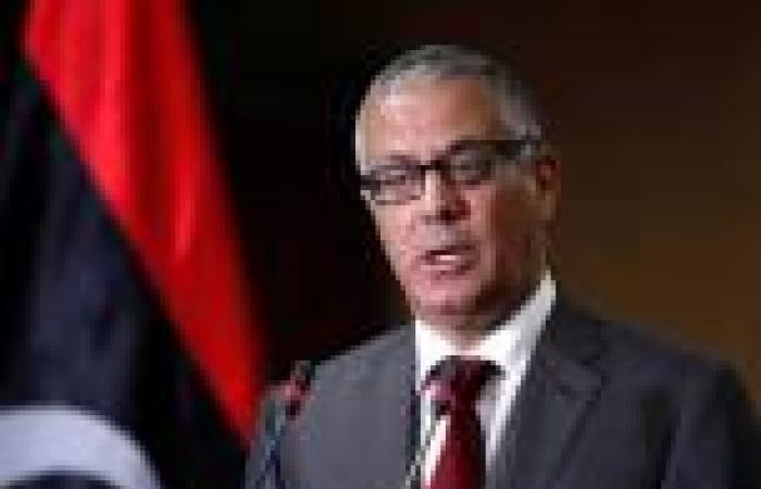 انفجار ضخم في مبنى فرع وزارة الخارجية الليبية في بنغازي