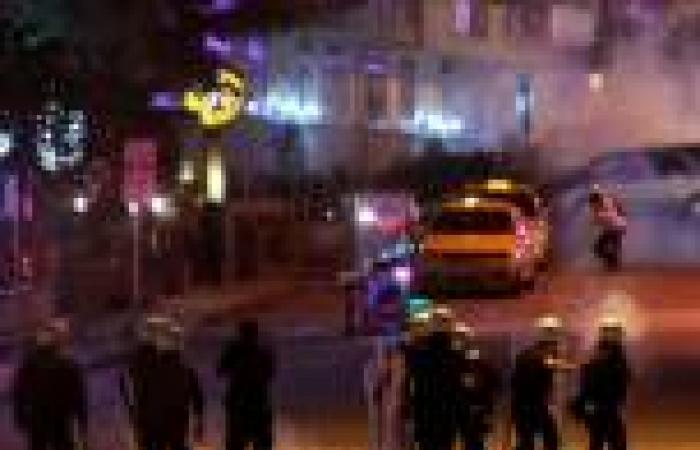الشرطة التركية تفرق مظاهرات في عدة مدن احتجاجاً على مقتل متظاهر