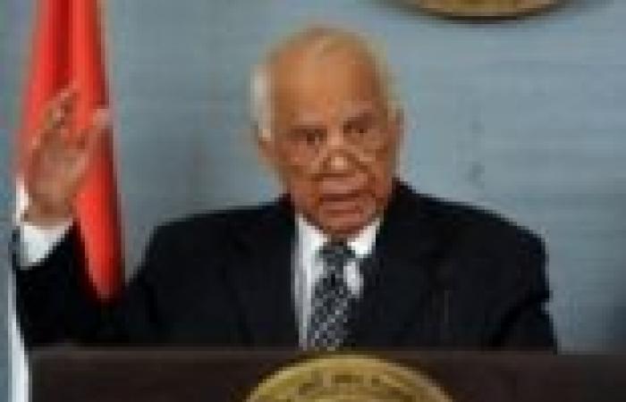 الببلاوي لمجلس المحافظين الجديد: أمن المواطن خط أحمر.. ولابد من فرض سيادة القانون