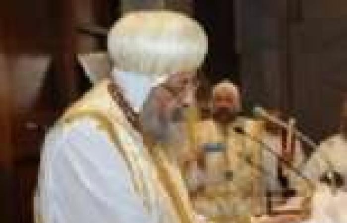 """الأقباط يحتفلون بـ""""النيروز"""".. و""""تواضروس"""": الكنيسة قدمت شهداء في العصور القديمة"""