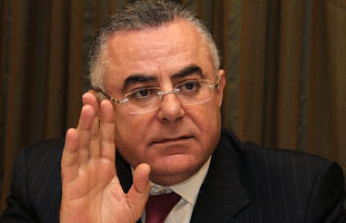 هشام رامز: الكويت تعتزم إيداع مليارى دولار بالبنك المركزى المصرى