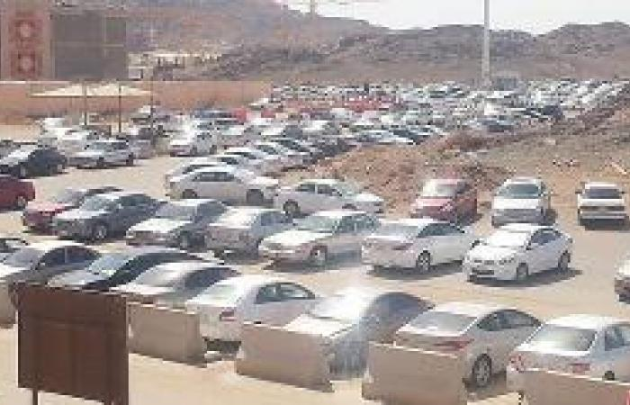 مواقف السيارات تحرم طلاب «طيبة» من المحاضرات