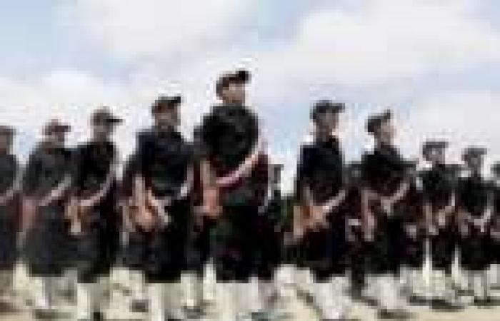 «الوطن » ترصد «الوجه الآخر» لحياة المجندين من داخل معسكرات الأمن المركزى.. رجالة فى وش المدفع