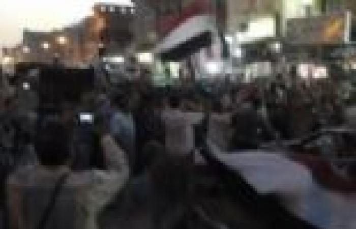 مسيرة في المنيا بمشاركة السلفيين والقساوسة لتأييد ترشح السيسي للرئاسة
